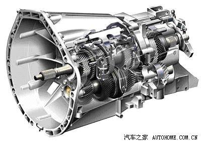 专用汽车变速箱工作原理及图片