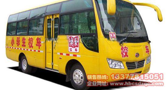 幼儿园校车、小学生校车(47)图片