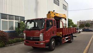 6.3吨5吨3.2吨凯马随车吊蓝牌图片