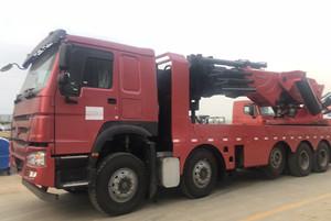 100吨江威随车吊SQ4000ZB图片