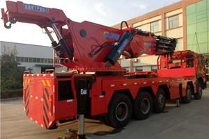 大型折臂SQ6000江威随车吊150吨图片