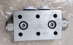 长兴吊机配件液压锁又叫平衡阀图片